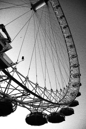 London Eye ©photoblvd.ch