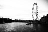 Westminster Bridge / view London Eye ©photoblvd.ch