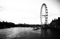 Westminster Bridge / view London Eye ©photoblvd.ch