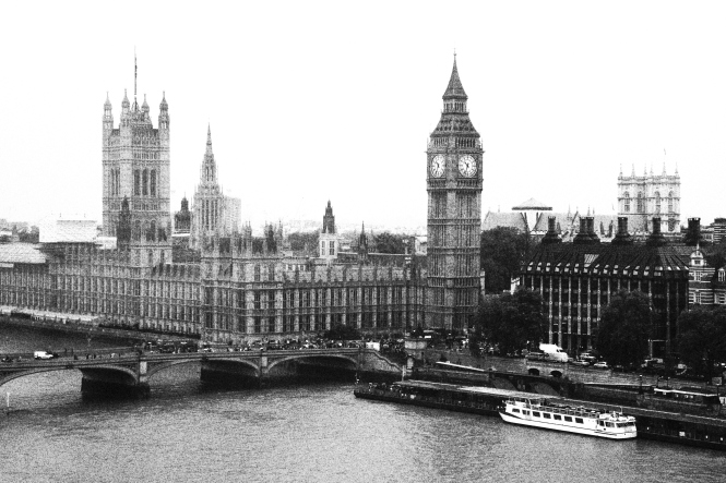 Westminster Palace, House of Commons, Big Ben ©photoblvd.ch